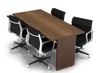 *میز کنفرانس گروهی اداری دفتری-مناسب جلسات و همایشات* در شیپور-عکس کوچک