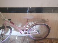 دوچرخه 26صورتی در شیپور-عکس کوچک