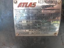 ژنراتور ( موتور برق) 15 کیلو وات در شیپور