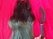 اکستنشن موی طبیعی آماده نصب روی موی سر در شیپور-عکس کوچک