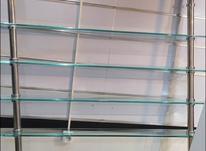 ویترین شیشه ای، مناسب برای موبیال فروش، لوازام آرایشی.... در شیپور-عکس کوچک