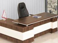میز مدیریت اداری دفتری M433 های گلاس صدفی 30سانتی-فایل* دار در شیپور-عکس کوچک