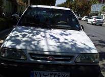 فروش فوری پراید 131 سفید مدل 93 در شیپور-عکس کوچک