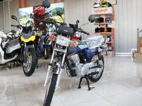 رهرو 125 مدل 1400 آبی در شیپور