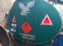 تانکر 14هزار ماشینی در شیپور-عکس کوچک