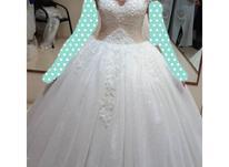 لباس عروس مدل اسکارلتی/سایز 36 تا 38 در شیپور-عکس کوچک