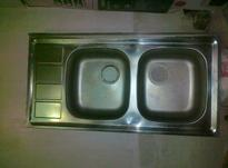 سینگ ظرفشوی دو قسمته آشپزخانه در شیپور-عکس کوچک