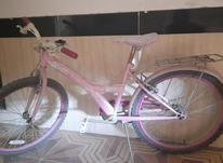 دوچرخه صورتی دخترانه 26 در شیپور-عکس کوچک