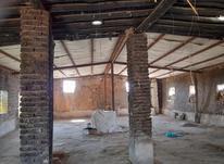 زمینی به متراژ 1000 متر مربع همراه سالن 250 متر مربع در شیپور-عکس کوچک
