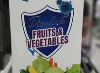گند زدا و ضدعفونی کننده میوه و سبزیجات در شیپور-عکس کوچک