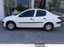 پژو 206 SD (صندوق دار) 1399 سفید در شیپور-عکس کوچک