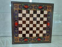 شطرنج دو طرفه طرح خاتم بعلت تغییرشغل در شیپور
