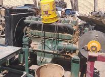 موتور بنز ده تن در شیپور-عکس کوچک