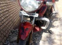 موتور آپاچی سالم تمیز   در شیپور-عکس کوچک