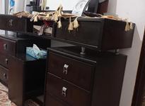 میز ارایش و کشو لباس و آینه در شیپور-عکس کوچک
