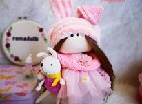 عروسک روسی تم خرگوشی در شیپور-عکس کوچک