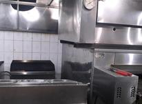 آشپز فست فود در شیپور-عکس کوچک