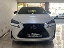 لکسوس سری NX 2017 سفید صدفی در شیپور