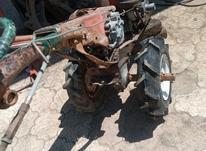 موتور(تیلر)کشاورزی در شیپور-عکس کوچک