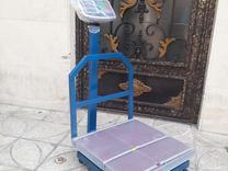 ترازو باسکول 400 کیلویی ثابت سازه سنیگن در شیپور