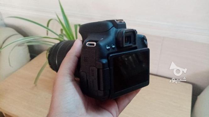 فروش دوربین canon EOS 750D بسیار تمیز ،سالم و کم کارکرد در گروه خرید و فروش لوازم الکترونیکی در البرز در شیپور-عکس3