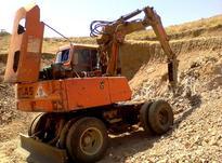 بیل مکانیکی اطلس 1302 در شیپور-عکس کوچک