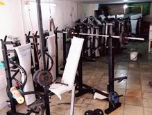 دستگاه بدنسازی 42کاره پروفیل 60 سیمکش کامل باشگاهی ست کامل در شیپور