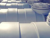 مخزن 15/000 لیتری پلی اتیلن - تانکر و منبع ذخیره آب پلاستیکی در شیپور