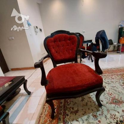 مبل 6 نفره و ناهار خوری 4 نفره در گروه خرید و فروش لوازم خانگی در تهران در شیپور-عکس4