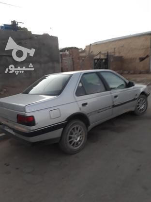 پژو 405دوگانه87 در گروه خرید و فروش وسایل نقلیه در تهران در شیپور-عکس2