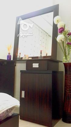 تخت.دراور.دو پاتختی ام دی اف در گروه خرید و فروش لوازم خانگی در خراسان رضوی در شیپور-عکس2