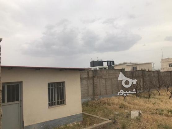 شهرک زعفرانیه فلکه اول چهار دیواری تک برگ اتاقک 20متری در گروه خرید و فروش املاک در البرز در شیپور-عکس2
