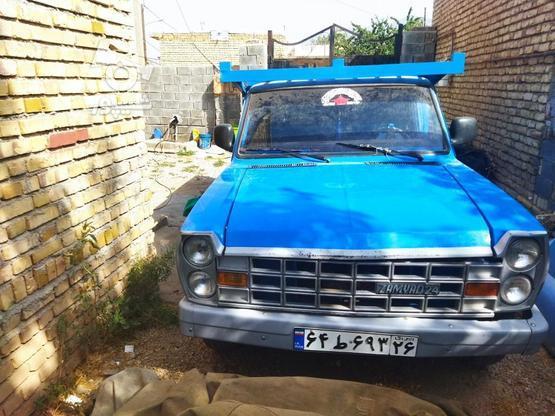 نیسان مدل 84 در گروه خرید و فروش وسایل نقلیه در خراسان شمالی در شیپور-عکس8