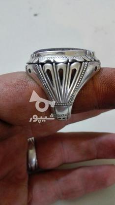 انگشتر شجر قائن دست ساز نصیری زنجان در گروه خرید و فروش لوازم شخصی در زنجان در شیپور-عکس3