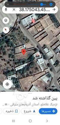 زمین 250 متر داخل بافت روستایی در گروه خرید و فروش املاک در آذربایجان شرقی در شیپور-عکس1