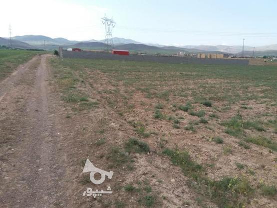 زمین 800متری چسبیده به بافت اروس آباد در گروه خرید و فروش املاک در قزوین در شیپور-عکس1