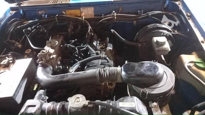 وانت نیسان دوگانه سوزفوق العاده سالم 140 تا کارکرد واقعی در گروه خرید و فروش وسایل نقلیه در گیلان در شیپور-عکس7