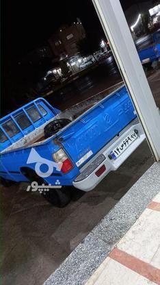 وانت نیسان دوگانه سوزفوق العاده سالم 140 تا کارکرد واقعی در گروه خرید و فروش وسایل نقلیه در گیلان در شیپور-عکس6