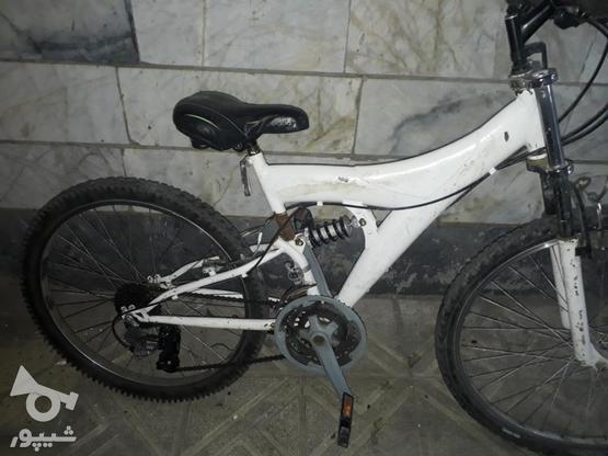 دوچرخه سایز 26 در گروه خرید و فروش ورزش فرهنگ فراغت در البرز در شیپور-عکس1