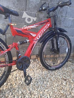 دوچرخه المپیا در گروه خرید و فروش ورزش فرهنگ فراغت در همدان در شیپور-عکس1