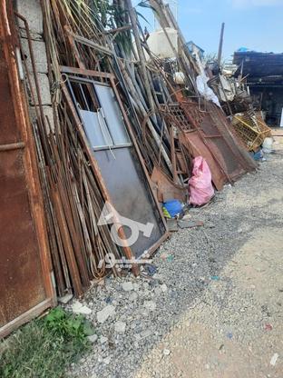 فروش انواع آهن های ضایعاتی مصرفی در گروه خرید و فروش خدمات و کسب و کار در مازندران در شیپور-عکس1