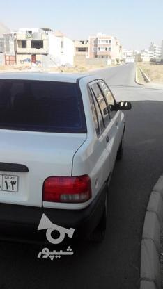 پراید 93 سفید دوگانه cnj در گروه خرید و فروش وسایل نقلیه در اصفهان در شیپور-عکس4