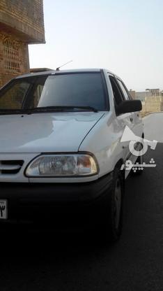 پراید 93 سفید دوگانه cnj در گروه خرید و فروش وسایل نقلیه در اصفهان در شیپور-عکس2