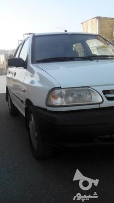 پراید 93 سفید دوگانه cnj در گروه خرید و فروش وسایل نقلیه در اصفهان در شیپور-عکس1