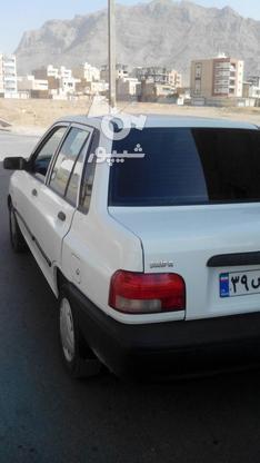 پراید 93 سفید دوگانه cnj در گروه خرید و فروش وسایل نقلیه در اصفهان در شیپور-عکس3