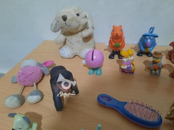 تعدادی فیگور اسباب بازی تخم مرغ شانسی در گروه خرید و فروش ورزش فرهنگ فراغت در تهران در شیپور-عکس4