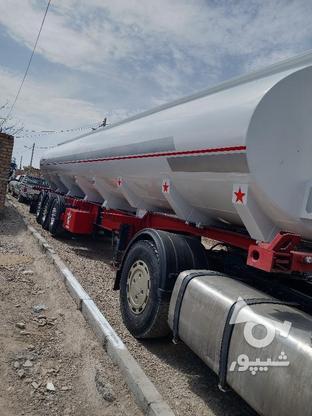 تیغه تانکر مارال سه محور در گروه خرید و فروش وسایل نقلیه در خراسان رضوی در شیپور-عکس4