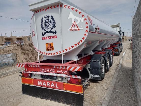 تیغه تانکر مارال سه محور در گروه خرید و فروش وسایل نقلیه در خراسان رضوی در شیپور-عکس3