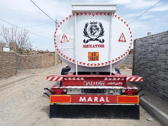 تیغه تانکر مارال سه محور در گروه خرید و فروش وسایل نقلیه در خراسان رضوی در شیپور-عکس1
