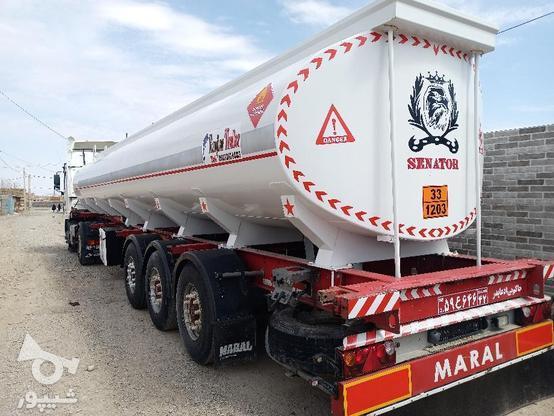 تیغه تانکر مارال سه محور در گروه خرید و فروش وسایل نقلیه در خراسان رضوی در شیپور-عکس2